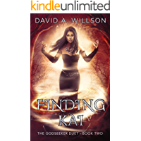 Finding Kai (The Godseeker Duet Book 2)