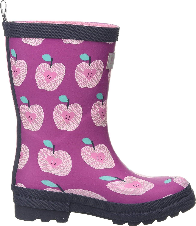 Hatley Printed Wellington Rain Boots Bottes /& Bottines de Pluie Fille