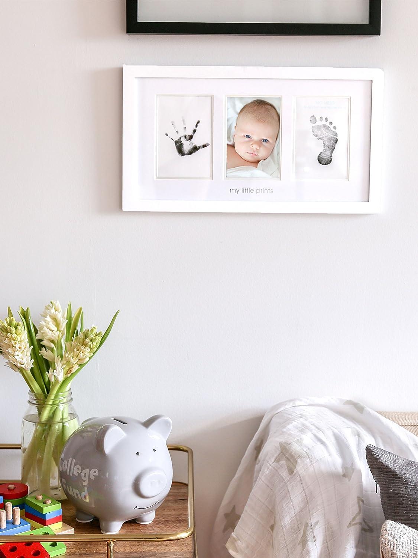 Distressed Rustic Woodland Nursery D/écor Pearhead Twinkle Twinkle Little Star Wall Photo Frame