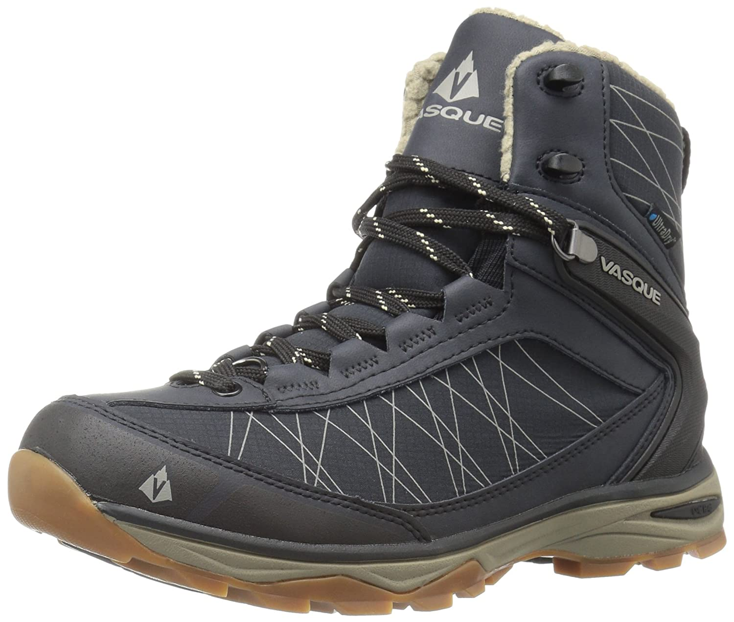 Vasque Women's Coldspark UltraDry Snow Boot B019QDNTI6 6 B(M) US|Anthracite/Aluminum