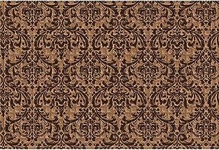 product image for Apache Mills Indoor/Outdoor Damask Doormat (24 x 36)