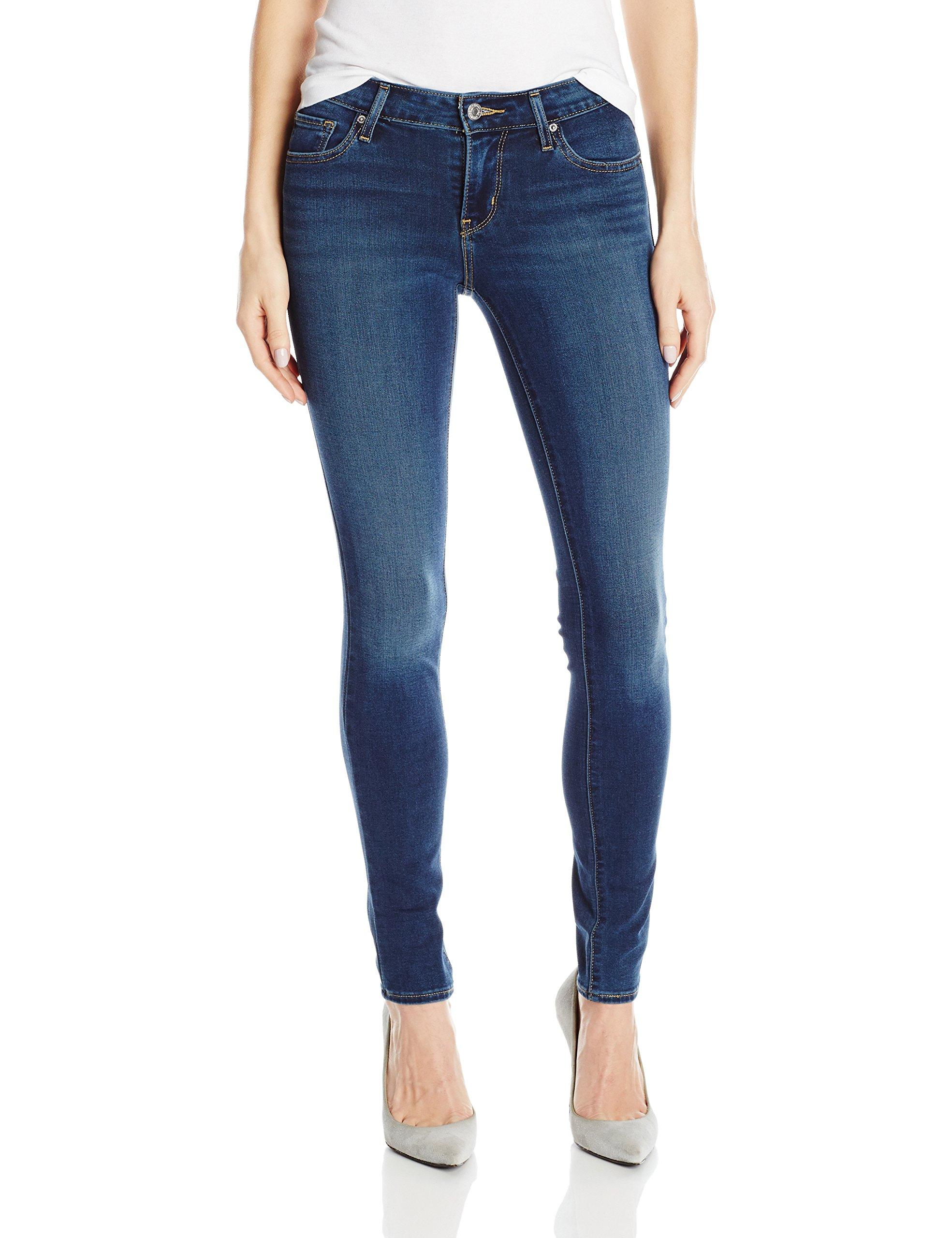 Levi's Women's 711 Skinny Jean, Still Dreamin', 30 (US 10) R