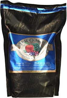 Amazon.com: Fromm Four-Star Surf & Turf Dog Food, 12 Lb: Pet ...