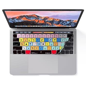 Adobe Photoshop, por los editores teclas para teclado de MacBook Pro ...