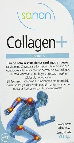 Sanon Collagen - 2 Paquetes de 10 Unidades: Amazon.es: Salud y cuidado personal