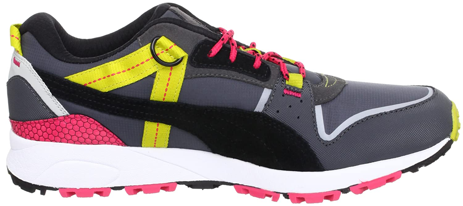 Puma Trinomic Trail Lo Mens Running Trainers / Shoes - Grey - SIZE UK 9.5:  Amazon.co.uk: Shoes & Bags