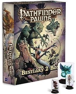 Amazon com: Pathfinder Pawns: Bestiary Box: Paizo Staff: Toys & Games