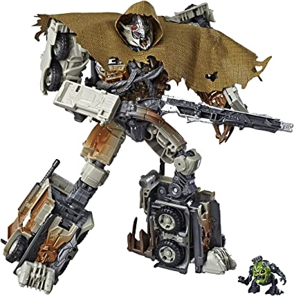 "Transformers 3 Dark of the Moon Decepticons Voyager Shockwave 7/"" Action Figure"