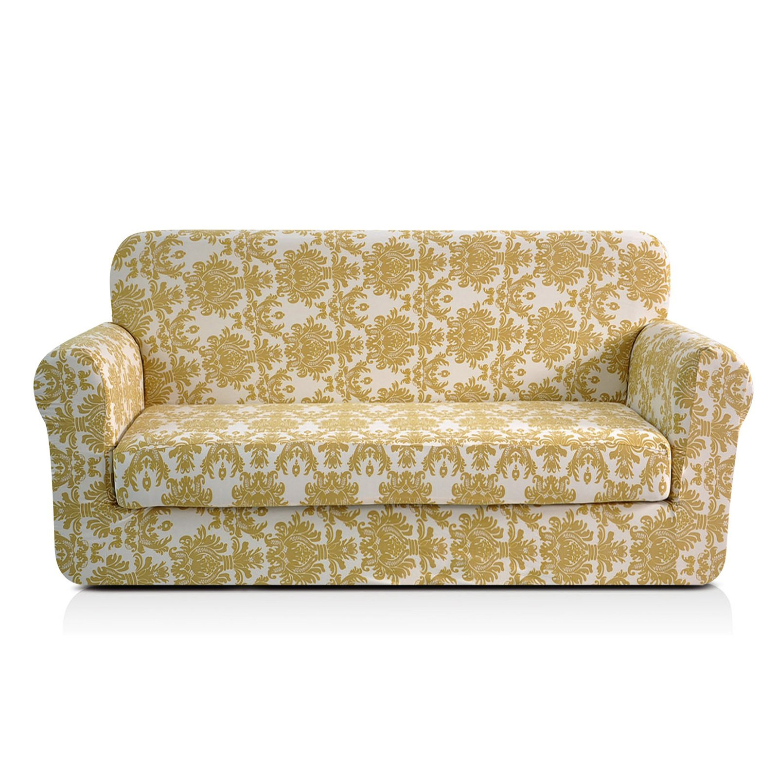 Sofa Slipcovers On Amazon: Floral Covers For Sofas And Loveseats: Amazon.com