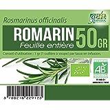 Tisane Romarin Bio - 50 gr