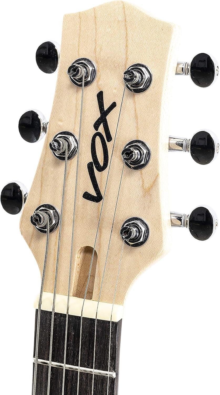 VOX SDC-1 - Guitarra eléctrica, rojo: Amazon.es: Instrumentos ...