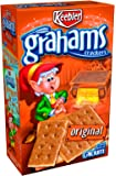 Keebler Grahams, Original, 15-Ounce Boxes (Pack of 6)