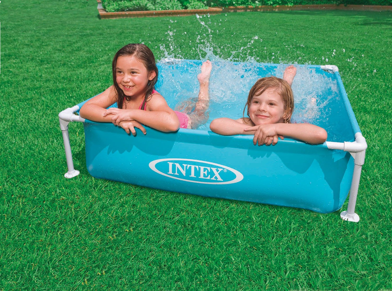 Intex Mini Frame Pool, Blue