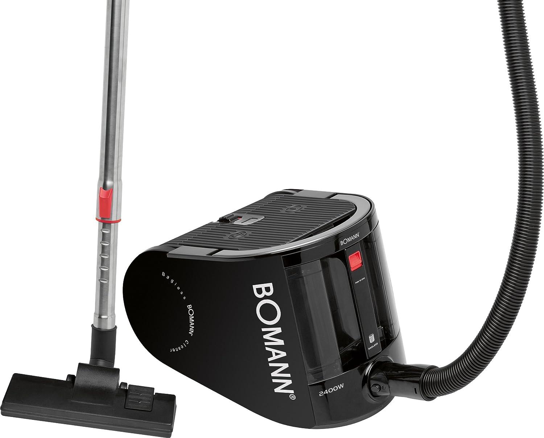 Bomann BS 963 CB - Aspiradora (2400 W, Aspiradora cilíndrica, 2,5 ...