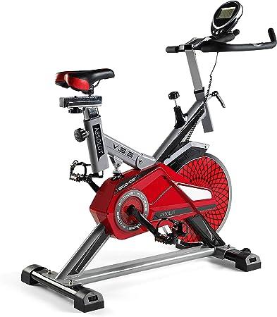 ECO-DE Bicicleta Spinning Absolut. Uso semiprofesional con ...
