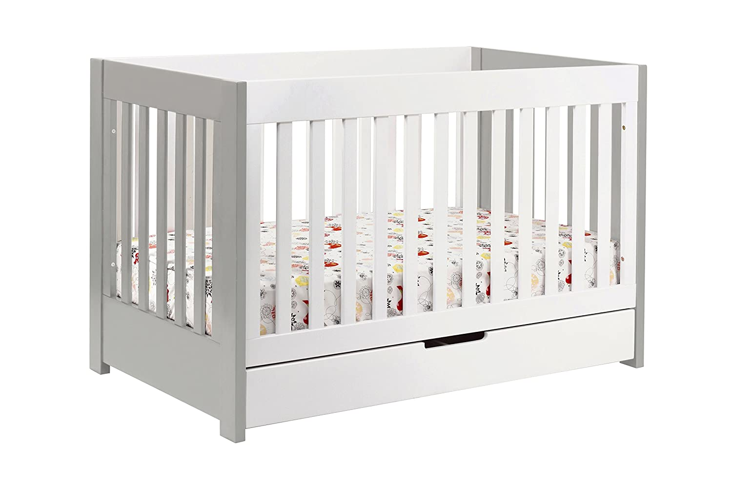 gelato with in convertible toddler bed babyletto conversion products liapela crib kit