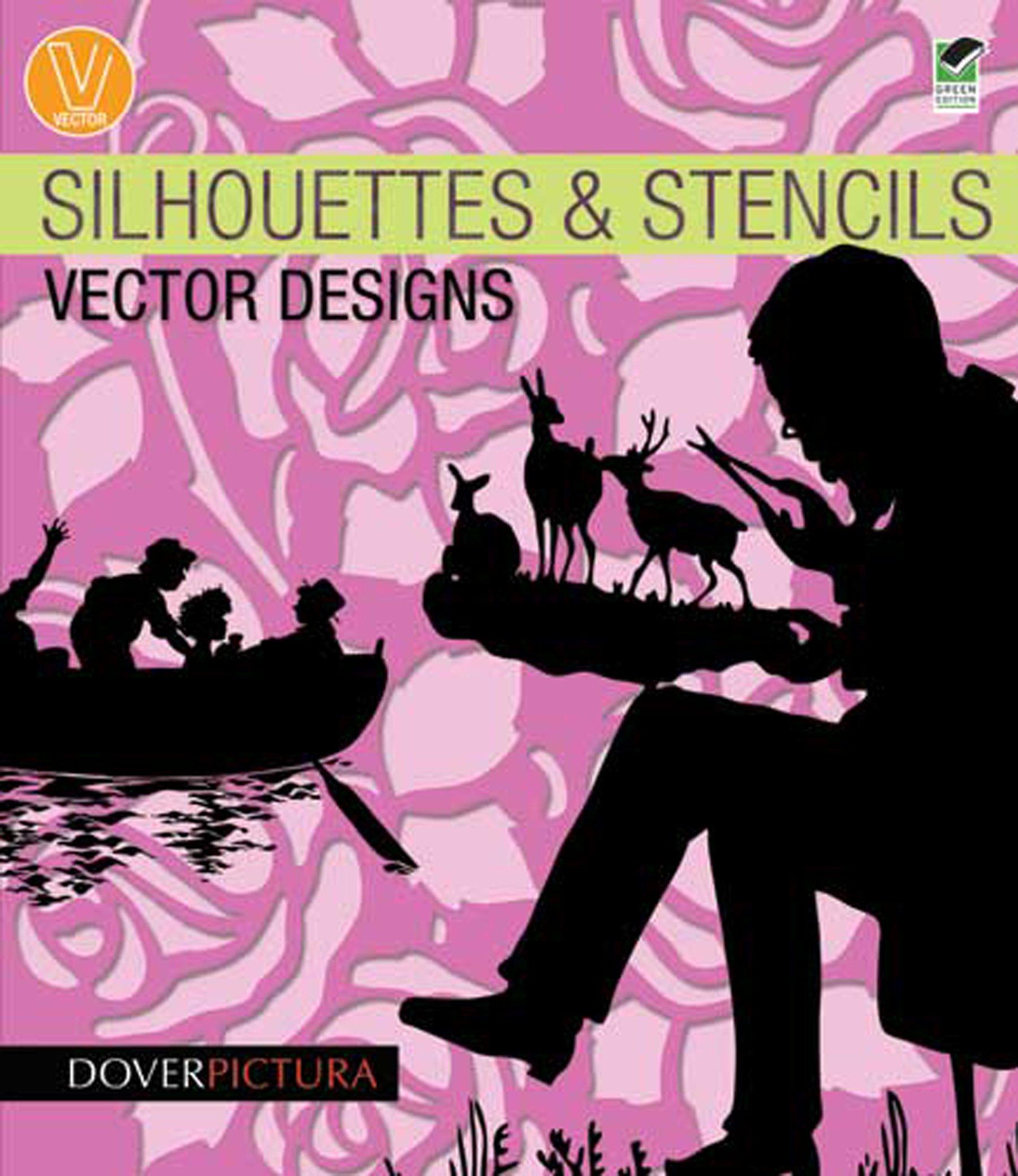 Silhouettes & Stencils Vector Designs (Dover Pictura Electronic Clip Art) pdf