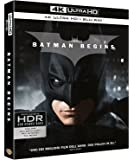 Batman Begins (4K ULTRA HD + Blu Ray)