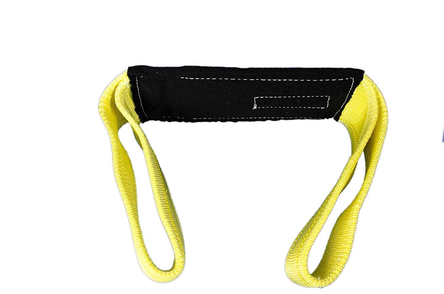 """B00AITWNS0 Stren-Flex EEF2-906CB-3 Type 3 Heavy Duty Nylon Flat Eye and Eye Web Sling with Wrapped Body, 2 Ply, 18,000 lbs Vertical Load Capacity, 3' Length x 6"""" Width, Yellow 81PY3HhqkNL._SL1500_"""