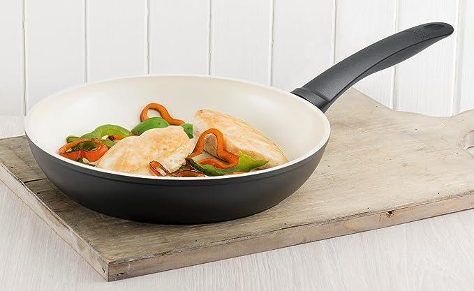 KUHN RIKON Easy Ceramic Inducción - Sartén, 22 cm