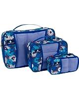Eagle Creek Pack-It Cube Set, Daisy Chain Blue