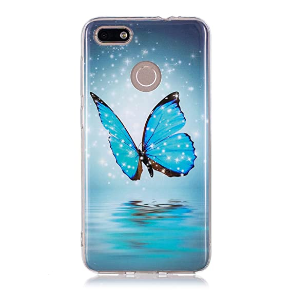 Amazon Com Ijia Case For Huawei Y6 Pro 2017 Enjoy 7 P9 Lite