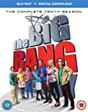 The Big Bang Theory - Season 10 [Blu-ray] [2017]