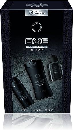 AXE Black Pack Trio Edition - 1set: Amazon.es: Belleza