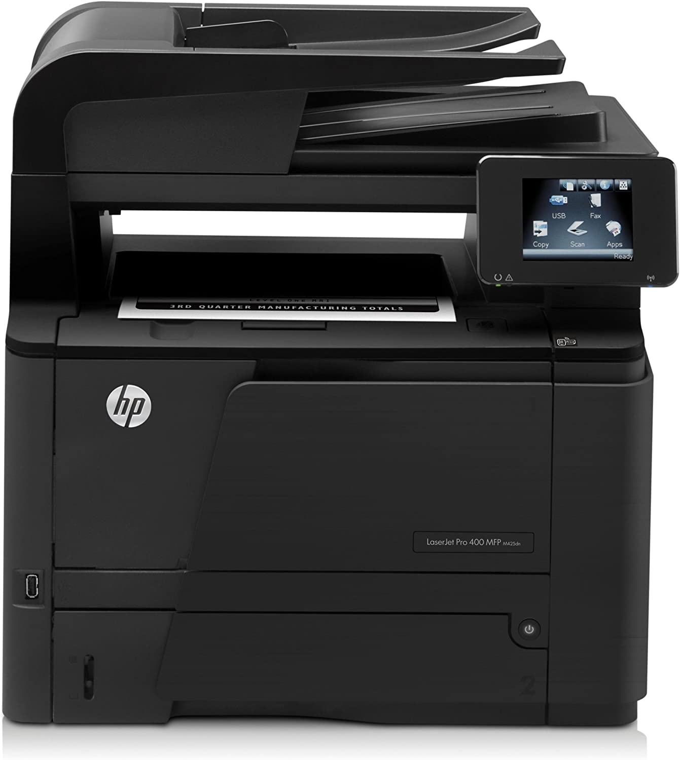 HP LaserJet Pro M425dn All-in-One Monochrome Printer (Discontinued By Manufacturer)