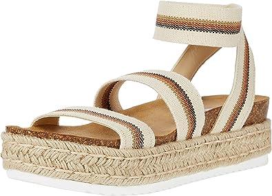 Kimmie Espadrille Wedge Sandal