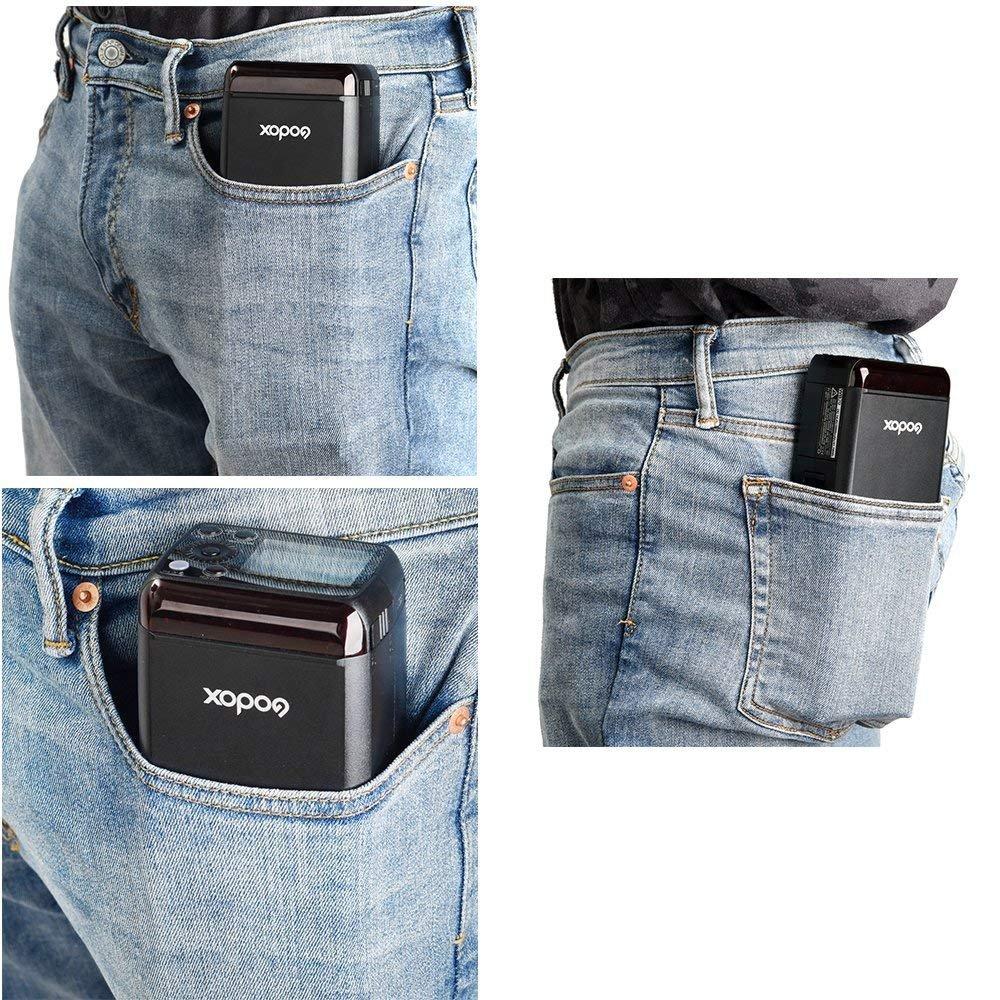 Godox AD200 TTL 2.4G HSS 1/8000s Pocket Flash Light Double Head 200Ws with 2900mAh Lithium Battery by Godox (Image #2)