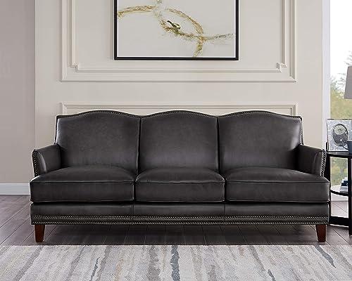 Hydeline Oxford 100 Leather Sofa Set Sofa
