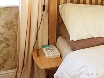 Small bedside hanging flat shelf clip on bedside table for phones small bedside hanging flat shelf clip on bedside table for phones books glasses watchthetrailerfo