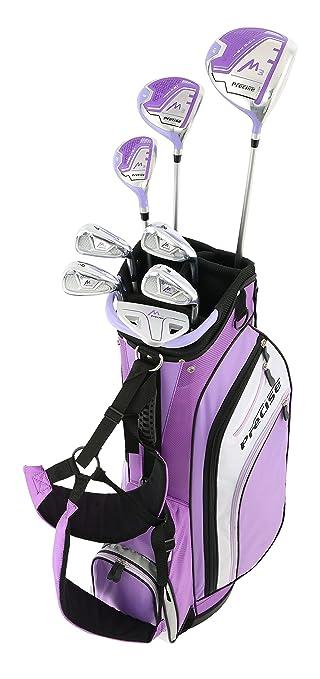 Amazon.com: Precise M3 - Juego completo de palos de golf ...