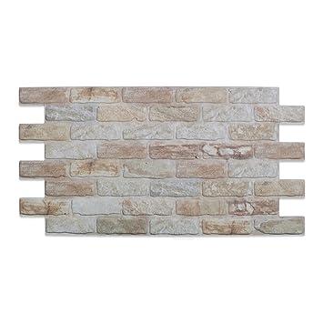 Decoresin Ziegelstein Greco Steinwand Wandverkleidung Kunststein