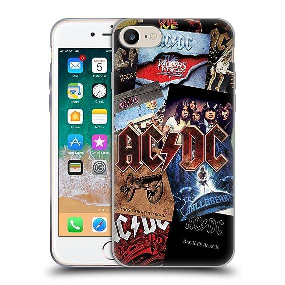 iphone 8 case ac/dc