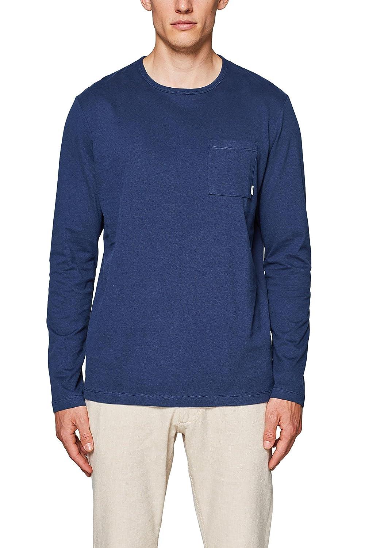 ESPRIT Men's Long Sleeve Top 088EE2K027