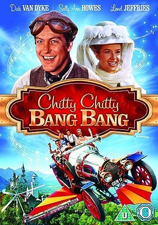 Resultado de imagen para Chitty Chitty Bang Bang