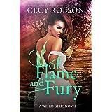 Of Flame and Fury: A Weird Girls Novel (Weird Girls Flame Book 3)
