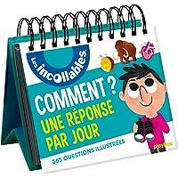 """Calendrier Les """"Comment ?"""" des Incollables en 365 questions"""