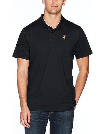 ccde1a78 OTS NCAA Adult Men's NCAA Men's Sueded Short Sleeve Polo Shirt