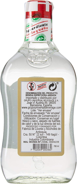 Fábrica de Licores Aguardiente Antioqueño Botella, 700ml ...