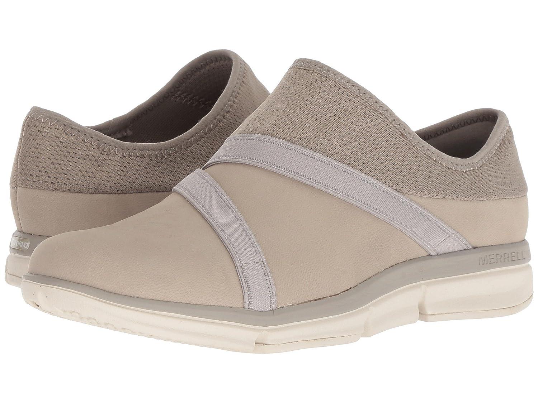 [MERRELL(メレル)] レディースウォーキングシューズスニーカー靴 Zoe Sojourn Leather Q2 B07HW168S7 27.5 cm|Aluminum Aluminum 27.5 cm