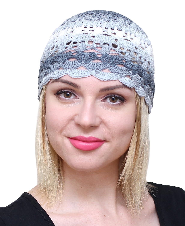 super popular fresh styles cheap price NFB Fascinator Hats for Women Ladies Summer Beanie Cotton ...