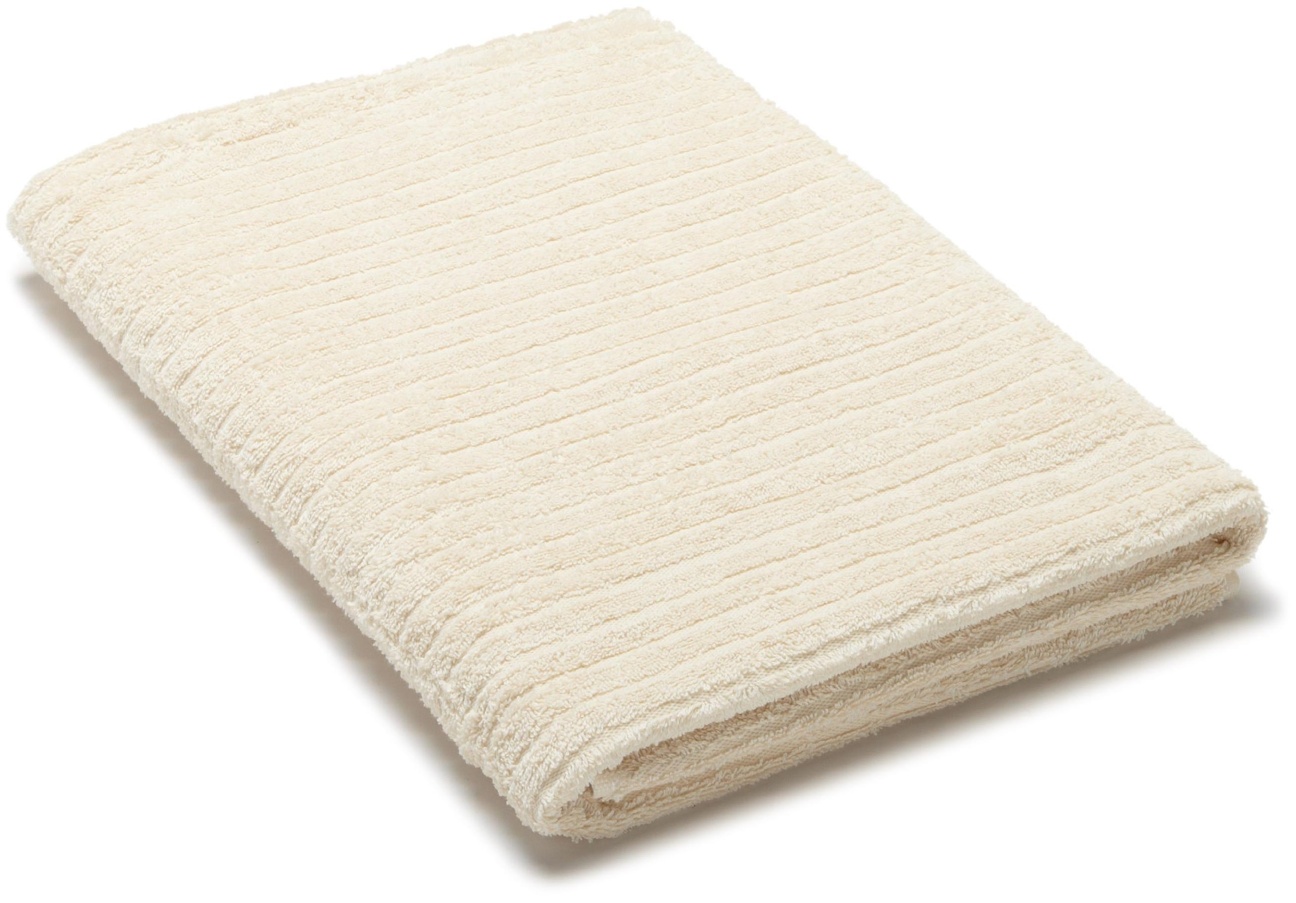 Danica Studio Aegean Bath Sheet, 36 by 66-Inch, Natural