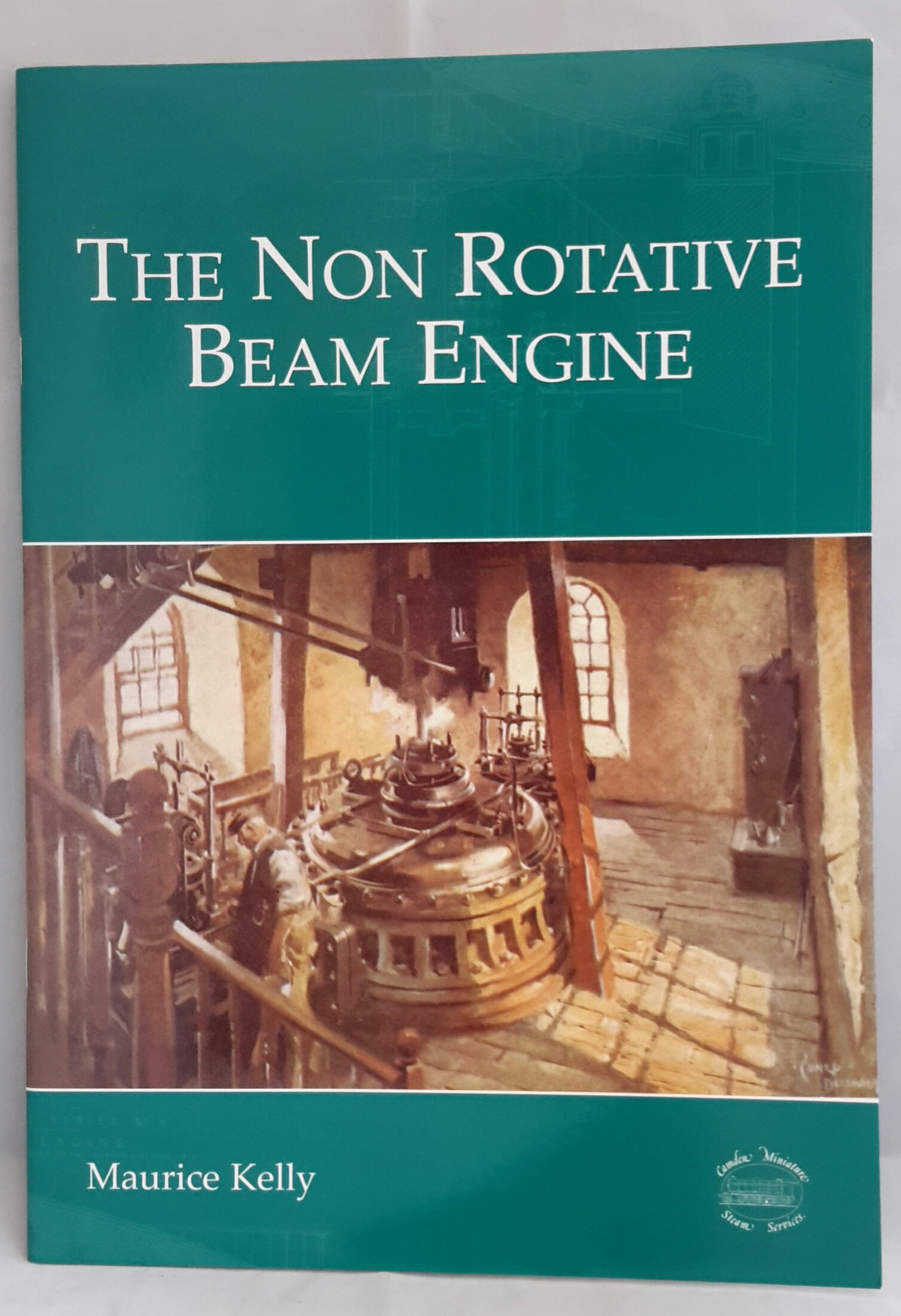 The Non-rotative Beam Engine, Kelly, Maurice