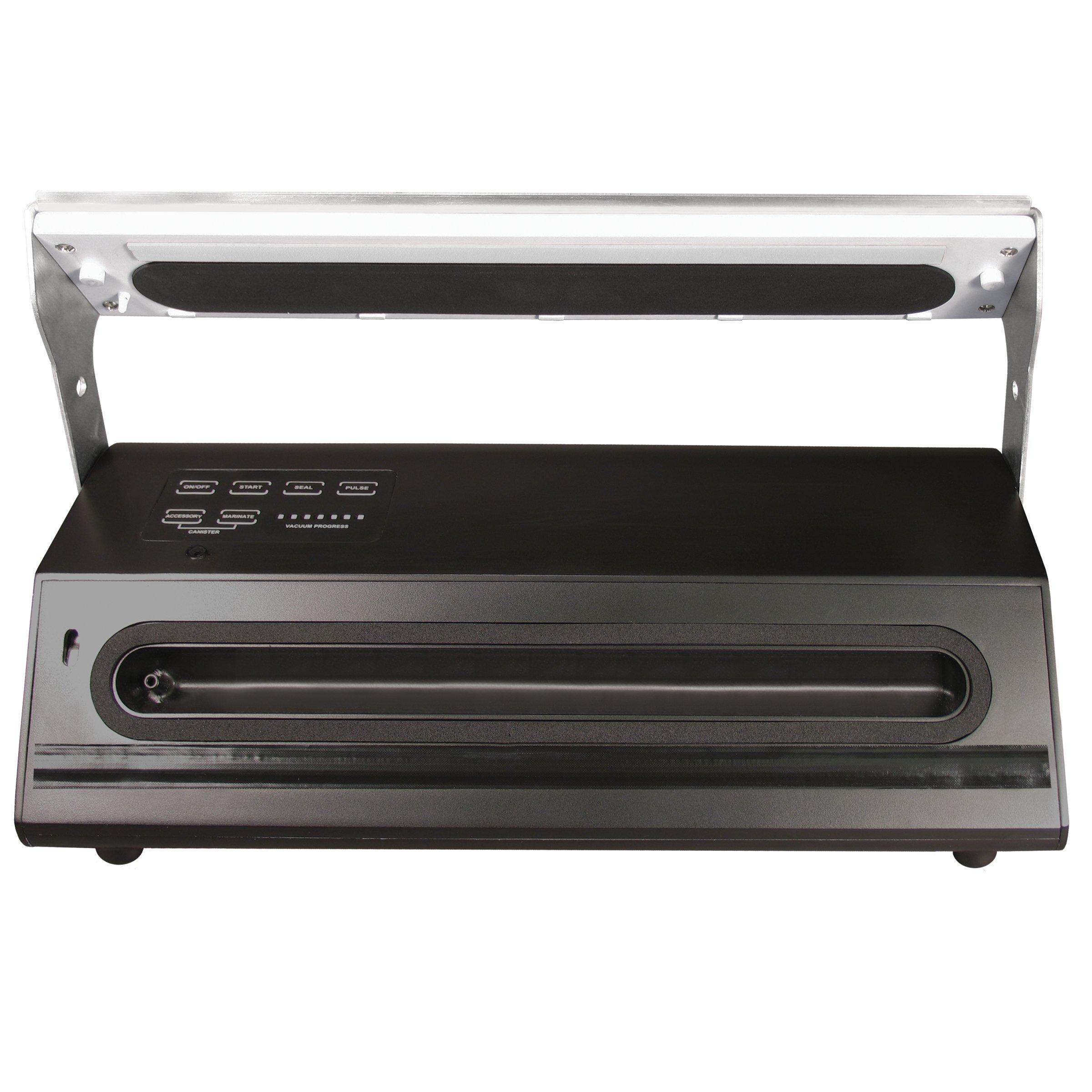 Weston 65-0501-W Professional Advantage Vacuum Sealer, 11-inch, Silver (65-0501-W) by Weston (Image #3)