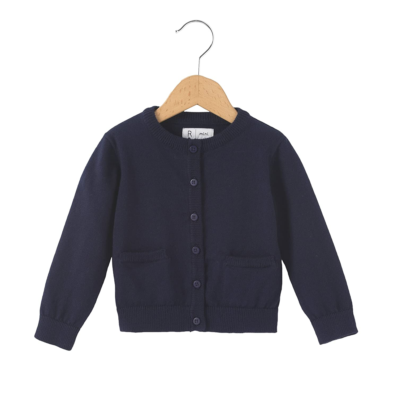 Uniross Fine Knit Cardigan 1 Month-3 Years