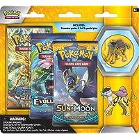 Pokemon Cartas Raikou Legendary Beasts Collectors Pin Pack