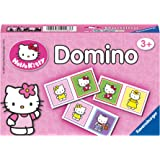 Ravensburger - 24463 - Jeu Éducatif et Scientifique - Domino Hello Kitty